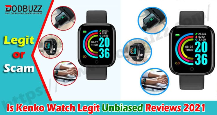 Is Kenko Watch Legit [50% OFF] Should I Buy-Read Review