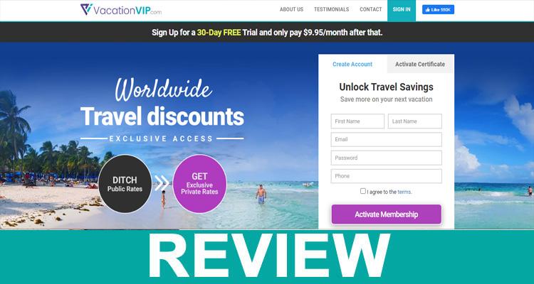 Is Vacationvip com Legit