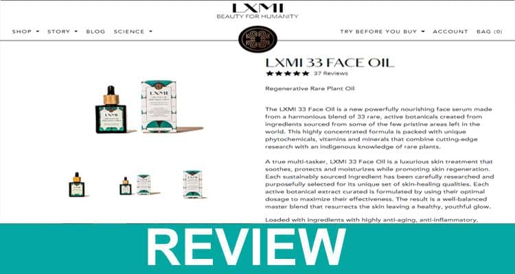 Lxmi33-Face-Oil-Review