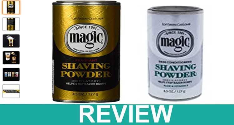 Magic-Shaving-Powder-Review