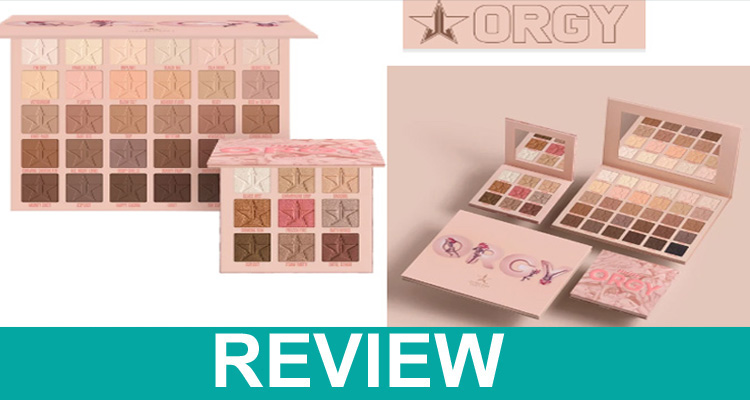 Orgy Palette Reviews