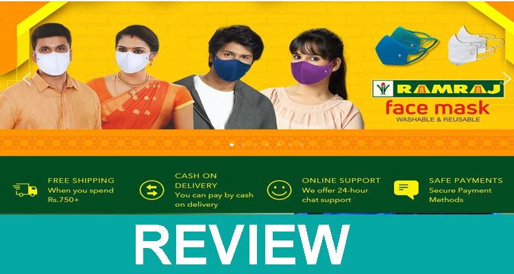 Ramraj Mask Review