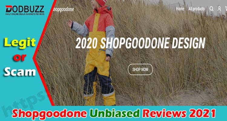 Shopgoodone Reviews [August] Is This A Legitimate site