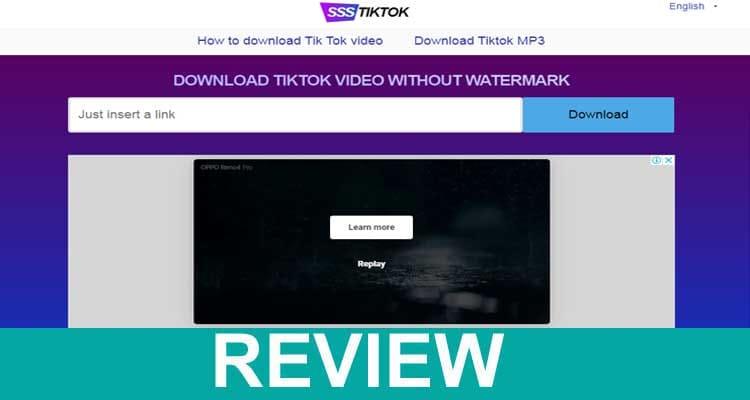 Ssstiktok.com-Review