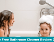 Truly Free Bathroom Cleaner Review 2020