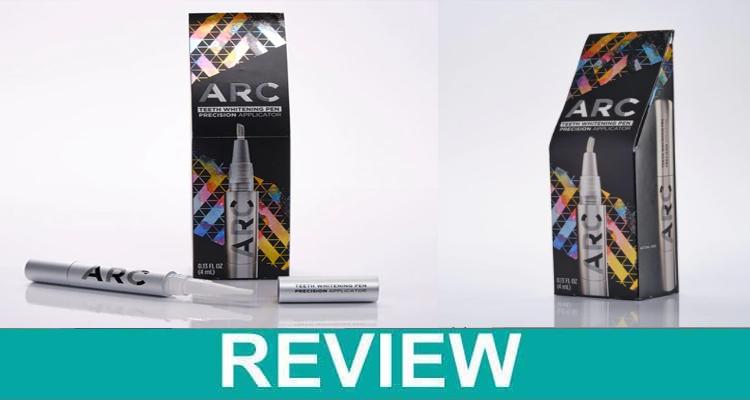 Arc-Whitening-Pen-Review