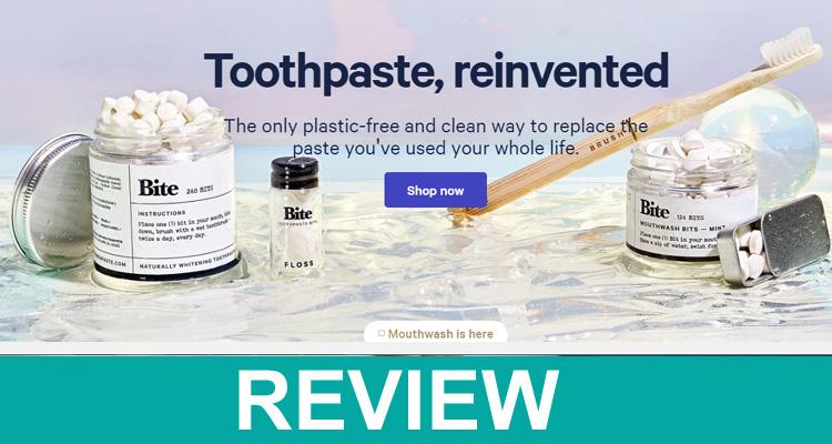 Bite Toothpaste Reviews