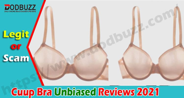 Cuup Bra Review [Sep] Is It a Fake Scam or Genuine