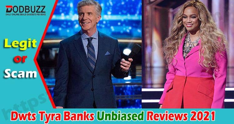Dwts Tyra Banks Review {Sep} Dodbuzz.com.