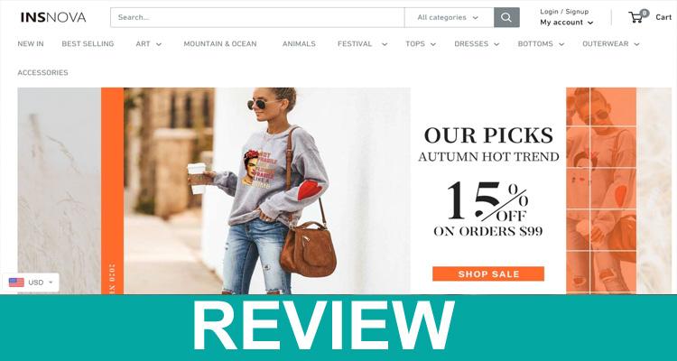 Insnova Website Review