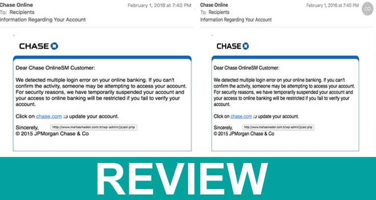 Is Chase Alert Text Scam