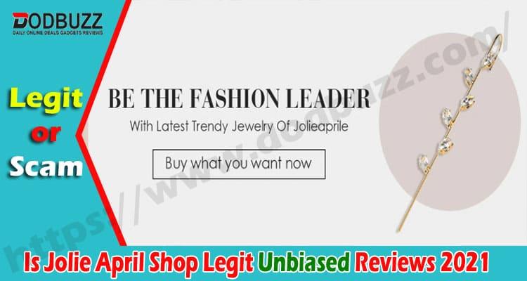 Is Jolie April Shop Legit {Sep} Find Out True Reviews
