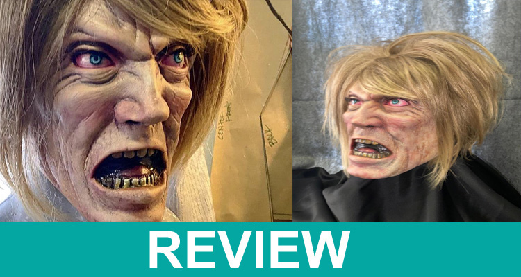 Is Karen Halloween Mask Legit