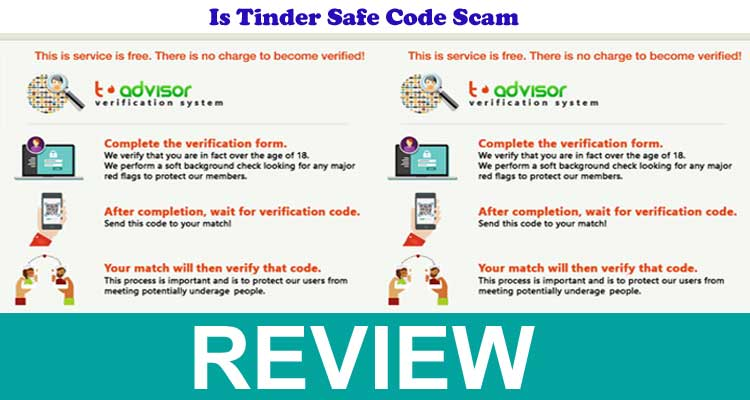 Is Tinder Safe Code Scam