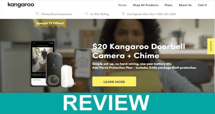 Kangaroo Doorbell Camera Review