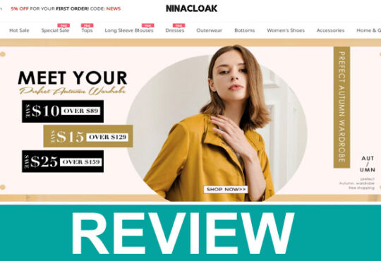 Ninacloak Review [Sep] Check If It is a Scam or Not