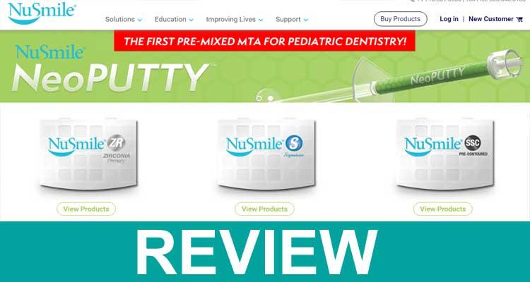 Nusmile Teeth Whitening Review2020
