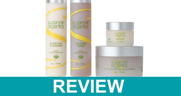 Suzanne Organics Review2020