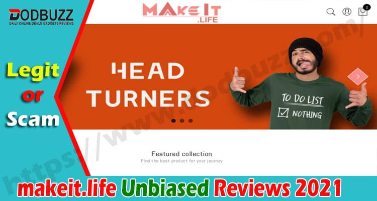 makeit.life Reviews [Sep 2020] Is This a Scam Site