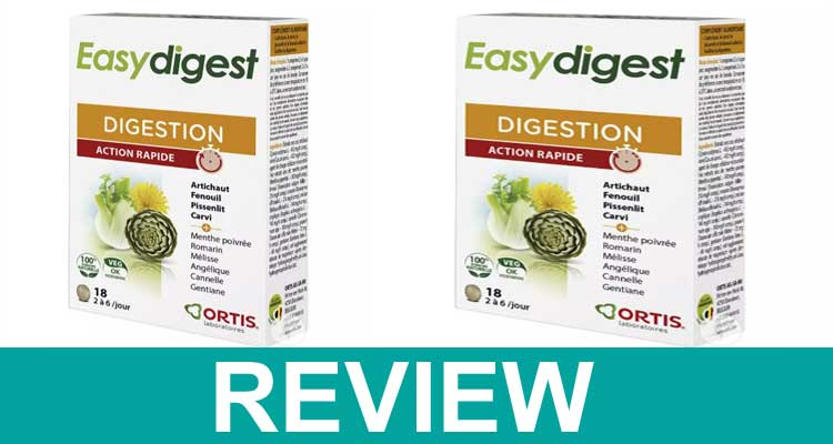 Easy Digest Supplement Review 2020