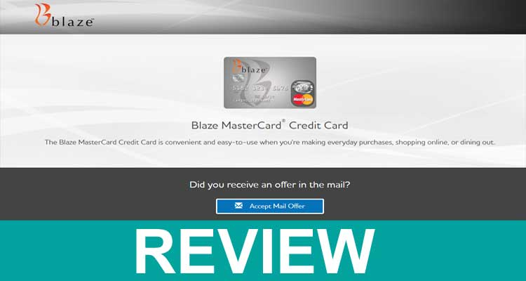 Is Blaze Mastercard Reviews 2020