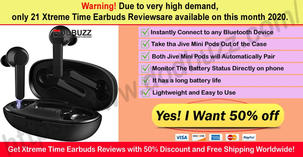 Xtreme Time Earbuds Where to Buy Dodbuzz