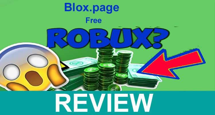 Blox.page Free Robux 2020