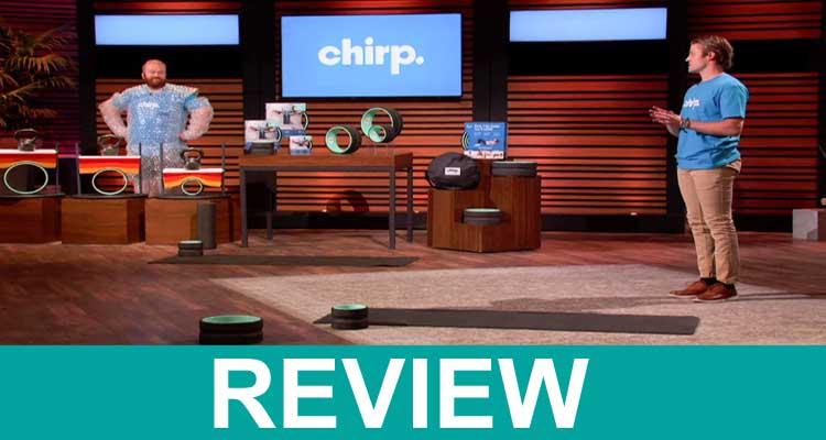 Chirp Wheel Shark Tank 2020.
