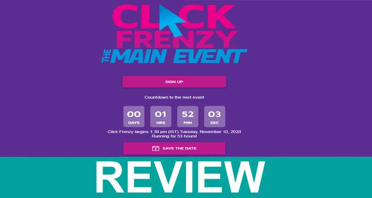 Click Frenzy Reviews 2020