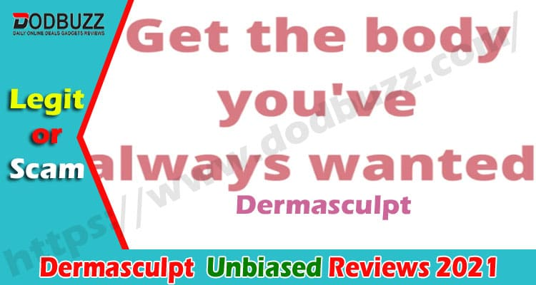 Dermasculpt Reviews {Dec 2020} Buy & Be Safe & Healthy!