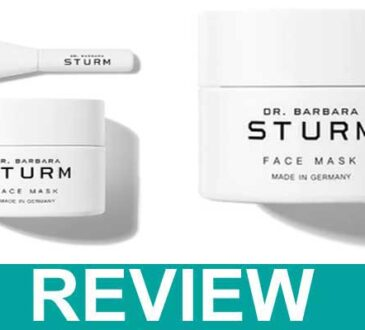 Dr Barbara Sturm Face Mask Reviews 2020.
