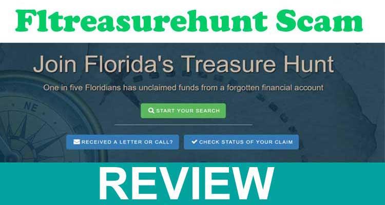 Fltreasurehunt Scam 2020