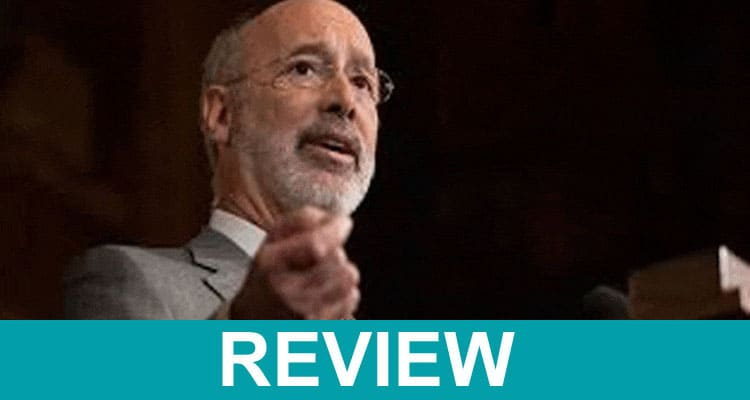 Governor Wolf Thanksgiving 2020