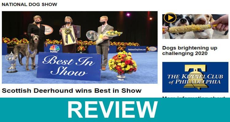 National Dog Show com 2020 Dodbuzz