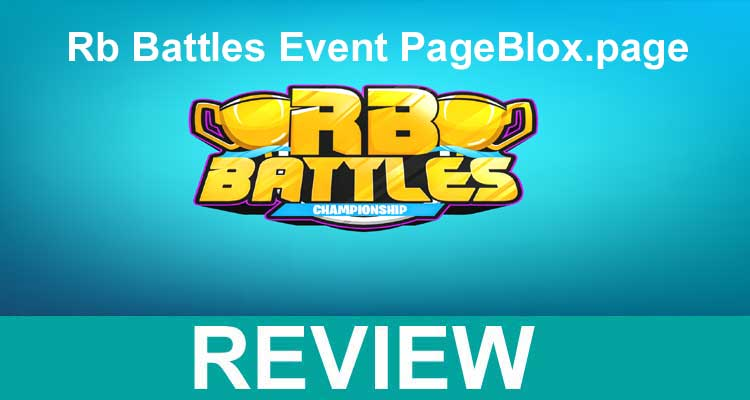 Rb Battles Event Page 2020