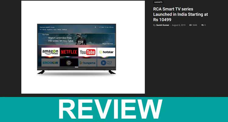 Rca Smart TV Reviews 2020