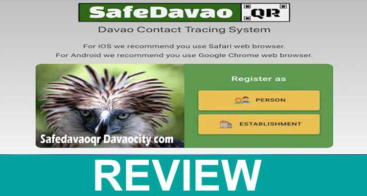 Safedavaoqr Davaocity com 2020
