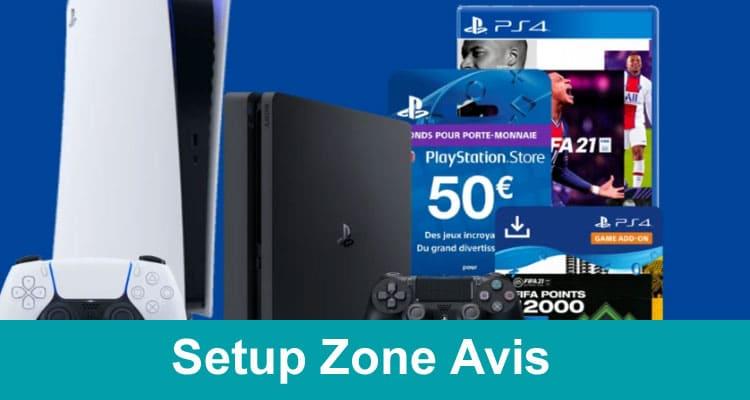 Setup Zone Avis 2020