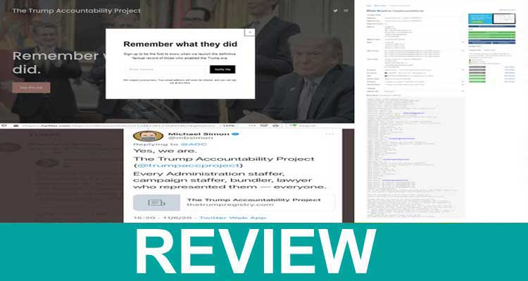 Thetrumpregistery com (Nov) Find Out About It Here