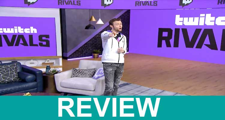 Twitch Rivals Among Us 2020.