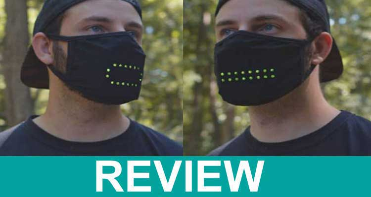 Voice Activated Led Mask Reviews 2020