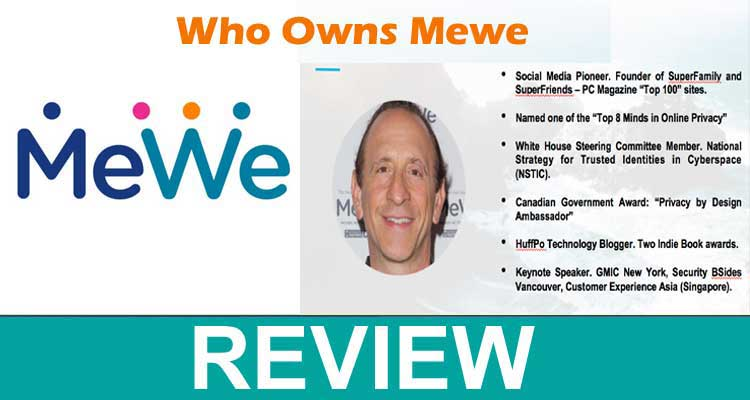 Who Owns Mewe 2020.