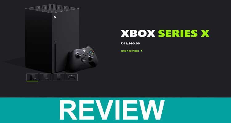 Xbox Series X AO.com 2020.