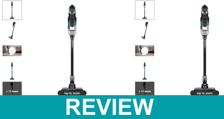 Bissell Icon Pet Stick Vacuum Reviews 2020