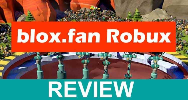 Blox Fan Robux 2020.
