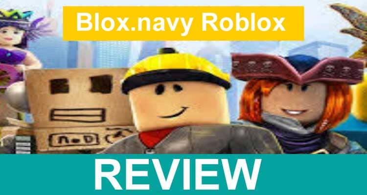 Blox.navy Roblox 2020.