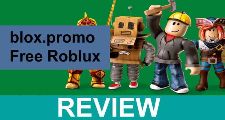 Blox.promo Free Roblux .