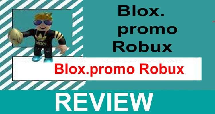 Blox.promo Robux 2020.