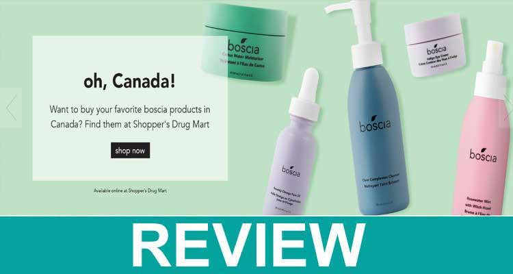 Boscia Reviews 2020.