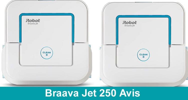 Braava Jet 250 Avis 2020